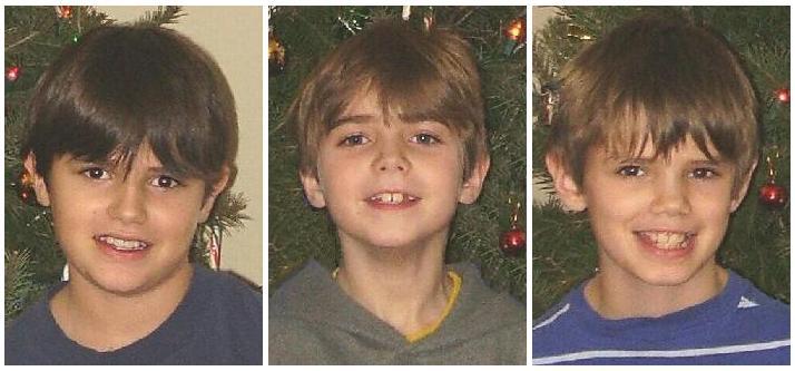 Dylan, Josh, Jacob